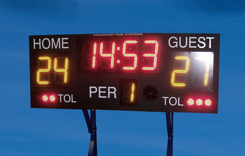 Multisport Portable Scoreboard (CM-1401.S) - Refurbished