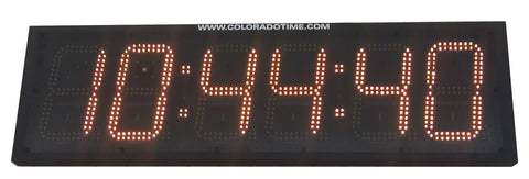 6-Digit Slim Pace Clock (SP-160x.S) - Refurbished