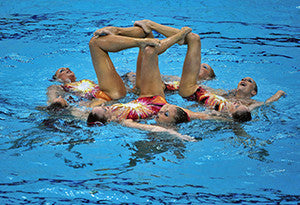 Synchronized Swimming Software - additional license