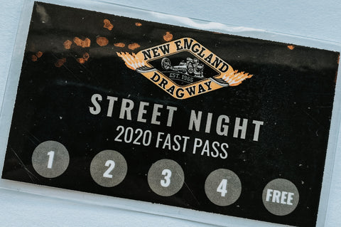 Street Night Fast Pass 2020
