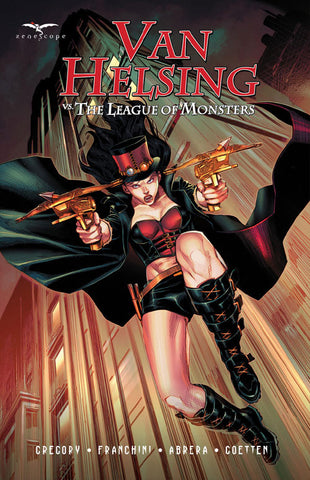 Van Helsing Graphic Novels