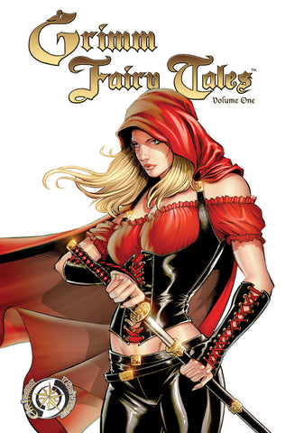 Grimm Fairy Tales Volumes 1-9