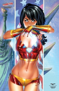 Grimm Fairy Tales Realm War Graphic Novels