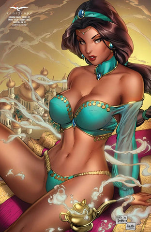 Grimm Fairy Tales: Vol. 2 #37 - Cover E - LE 350