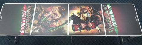 Zenescope Exclusive Beer Pong Table