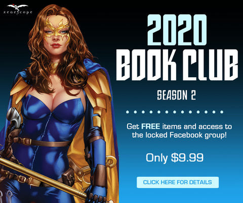 2020 Zenescope Book Club - Season 2