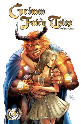 Grimm Fairy Tales Volume 3 Graphic Novel