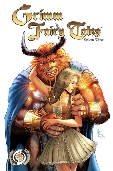 Grimm Fairy Tales Volume 3