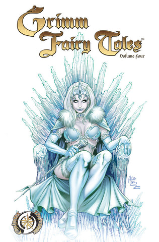 Grimm Fairy Tales Volume 4 Graphic Novel