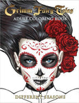 Grimm Fairy Tales: Different Seasons Adult Coloring Book