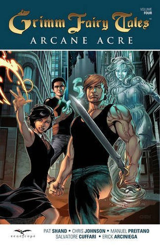 Grimm Fairy Tales Arcane Acre Volume 4 Graphic Novel