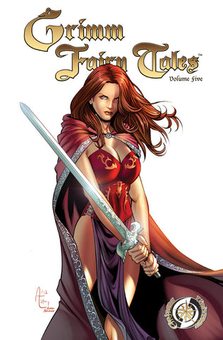 Grimm Fairy Tales Volume 5 Graphic Novel
