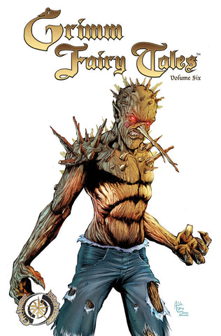 Grimm Fairy Tales Volume 6 Graphic Novel