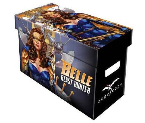 Belle: Short Comic Box