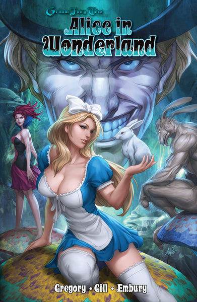 Alice in Wonderland Trade Paperback