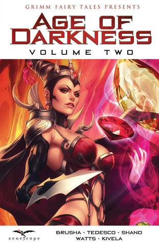 Grimm Fairy Tales Presents: Age of Darkness Volume 2 Graphic Novel