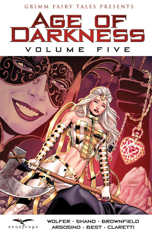 Grimm Fairy Tales Presents: Age of Darkness Volume 5 Graphic Novel