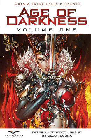 Grimm Fairy Tales Presents: Age of Darkness Volume 1 Graphic Novel