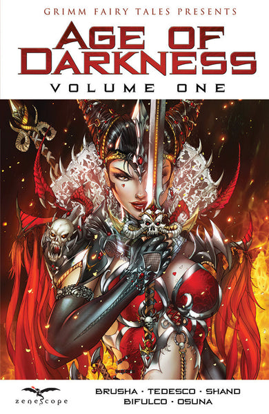 Grimm Fairy Tales Presents: Age of Darkness Volume 1