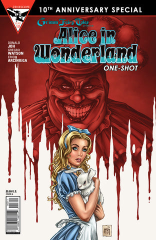 Alice in Wonderland: Year 10 One-Shot