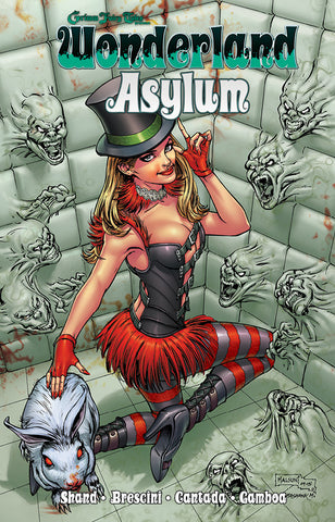 Wonderland: Asylum Graphic Novel
