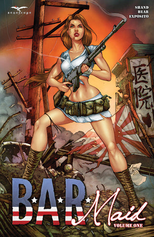 B.A.R. Maid Graphic Novel