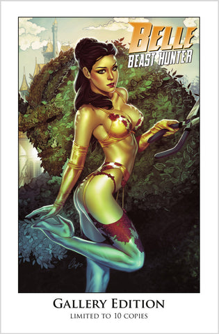 Belle: Beast Hunter #1 - Gallery Edition Exclusive - LE 10