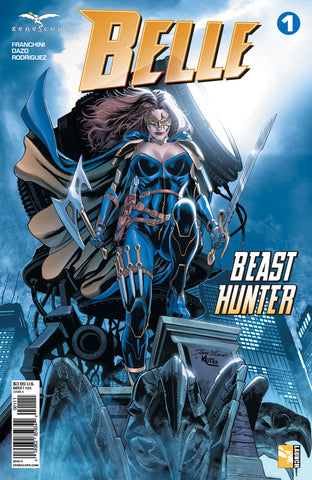Belle: Beast Hunter #1 (Digital Download)