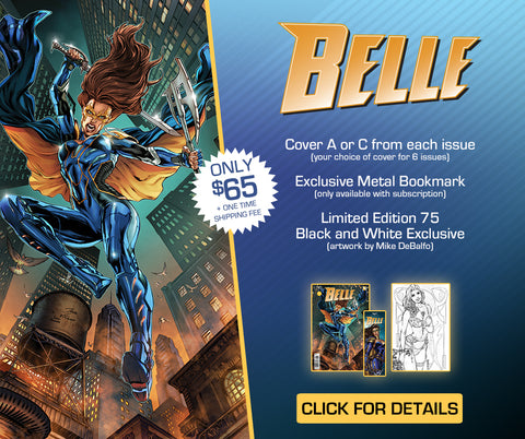 Belle Volume 2 Subscription