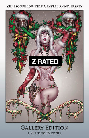Bridgewater Triangle #3 - Cover E - Crystal Gallery Edition - LE 25