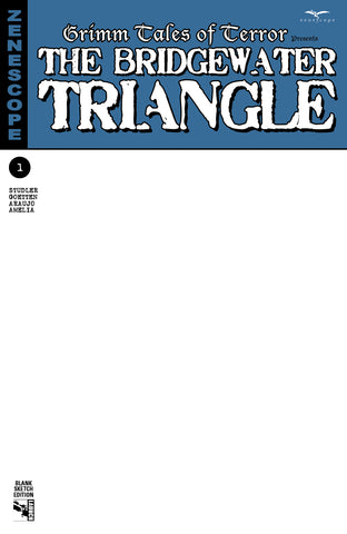 Bridgewater Triangle #1 - Cover E