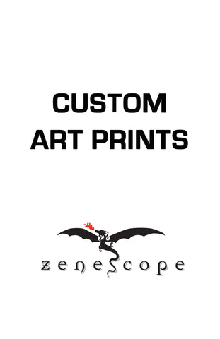 Custom Art Prints