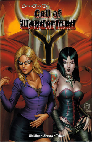 Call of Wonderland Graphic Novel