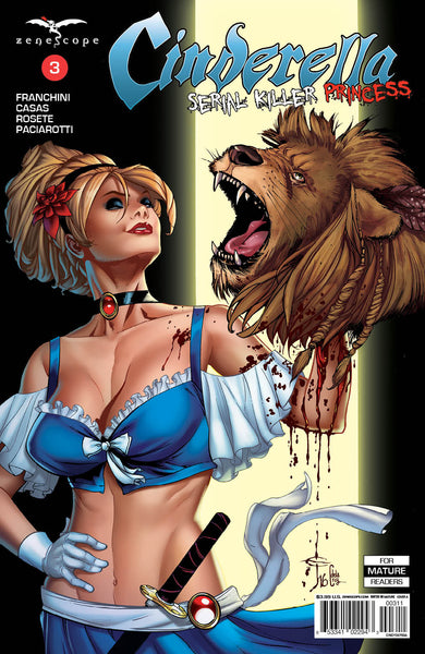 Cinderella: Serial Killer Princess #3
