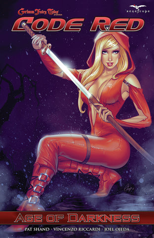 Grimm Fairy Tales: Code Red Graphic Novel