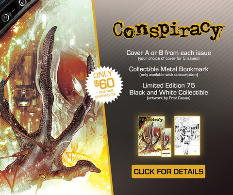 Conspiracy Volume 2 Subscription