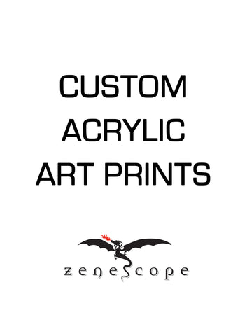 Custom Acrylic Art Prints