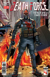 Death Force #1 Philadelphia Burning Explosion Death Force Rick Murphy Swat Gear Shotgun Riot Shield
