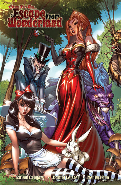 Escape from Wonderland Trade Paperback