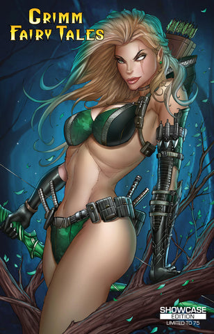 Grimm Fairy Tales 2019 Annual Showcase Edition - LE 75