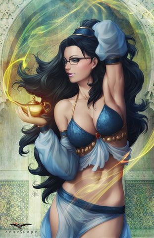 Grimm Fairy Tales #101 - Cover A Art Print