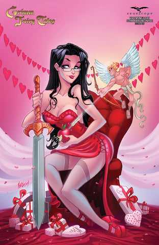 Grimm Fairy Tales #107 - Cover D