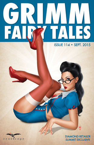 Grimm Fairy Tales #114 - Cover E