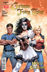 Grimm Fairy Tales #122 Mary Medina Arcane Acre Students Glowing Background