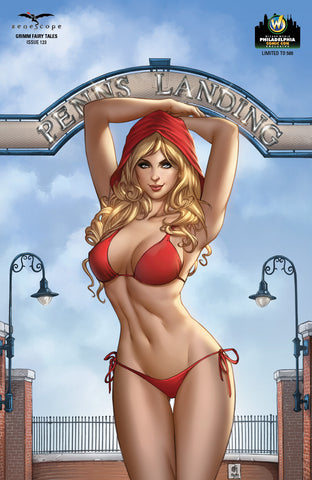 Grimm Fairy Tales #123 - Cover F Art Print