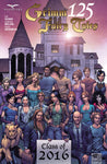 Grimm Fairy Tales #125 Arcane Acre Class of 2016 Class Photo Campus Castle All Students