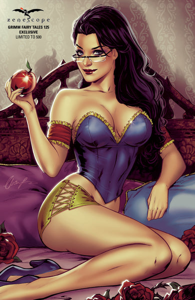 Grimm Fairy Tales #125 - Cover G