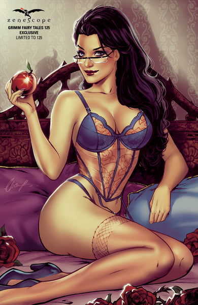 Grimm Fairy Tales #125 - Cover H