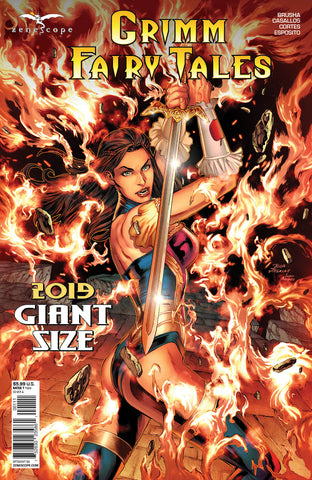 Grimm Fairy Tales 2019 Giant-Size