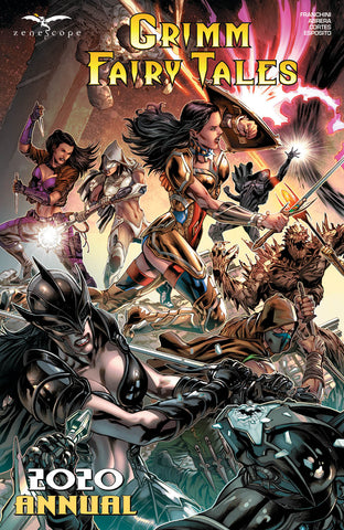 Grimm Fairy Tales 2020 Annual